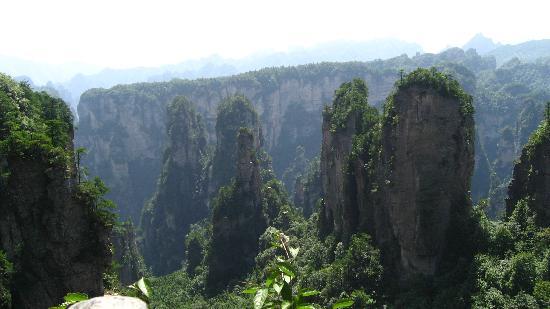 Zhangjiajie National Forest Park: img_0325