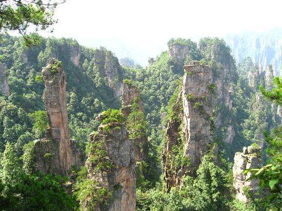Zhangjiajie National Forest Park: img_0368