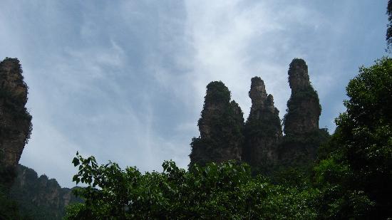 Zhangjiajie National Forest Park: img_0391