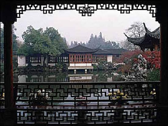Guo's Garden: 江南园林式建筑、自然之本色
