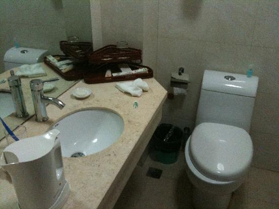 Wanlong Resort: 卫生间
