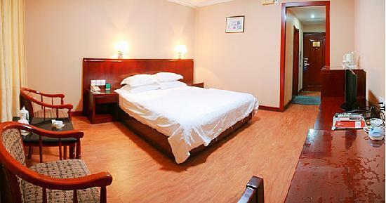 Tiandu Hotel: 普通单人间
