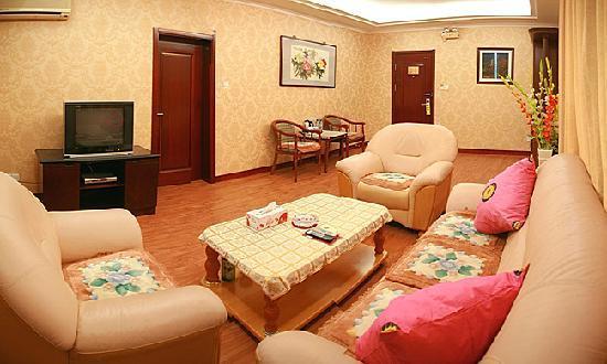 Tiandu Hotel: 豪华套房