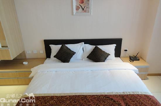 Lishang Hotel Xi'an: 豪华大床