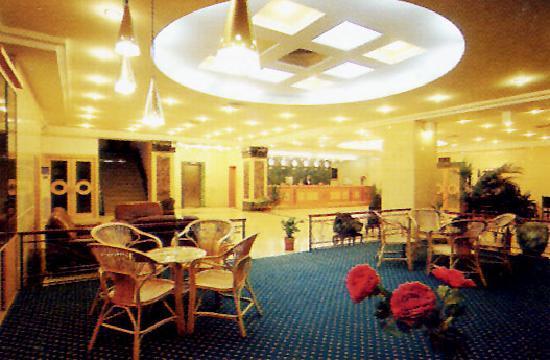Yinsheng Hotel: 大堂水吧