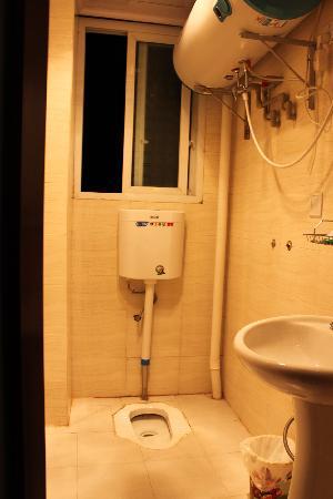 Longquan Inn: 卫生间