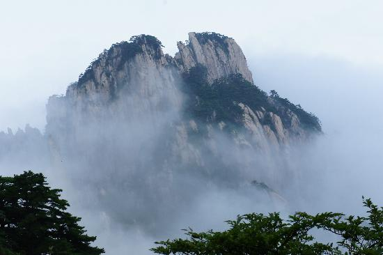 Mt. Huangshan (Yellow Mountain): 美景依旧
