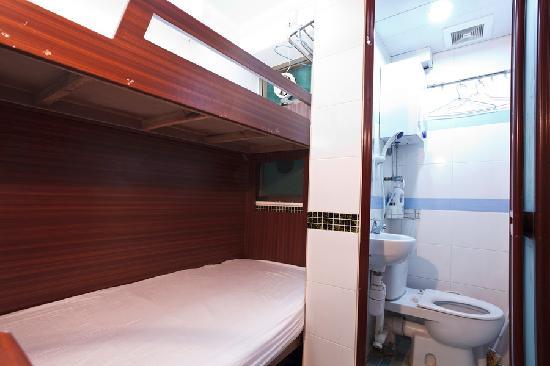 HK Jiang Xi Guest House : 上下床双人房
