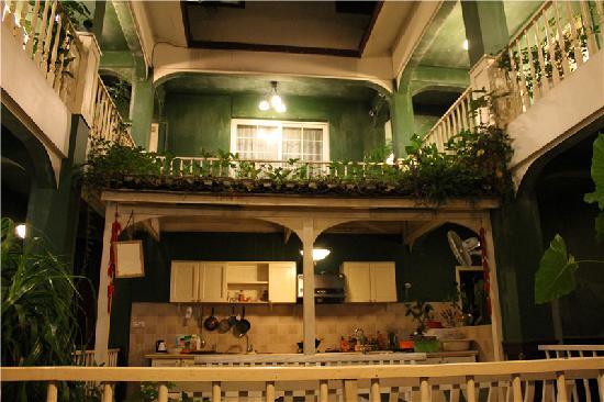 Nana Inn (Yangshuo West Street): 公共厨房