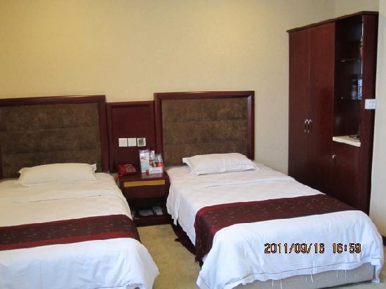 Kaiyuan Hotel: 标准双人房