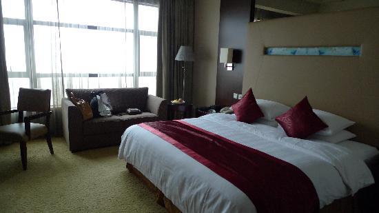 World Expo Hotel Zhejiang: 行政大床房很舒适