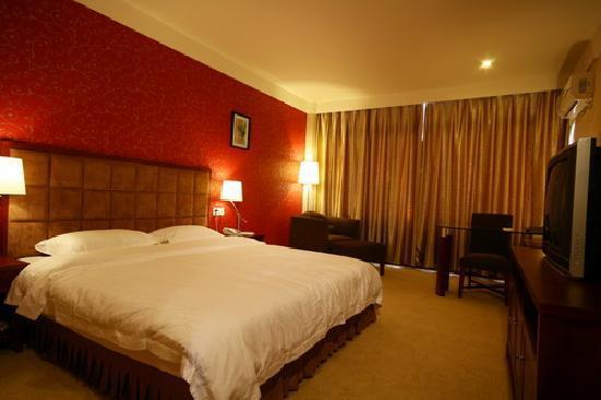 Jinshang Business Hotel : 商务大床房