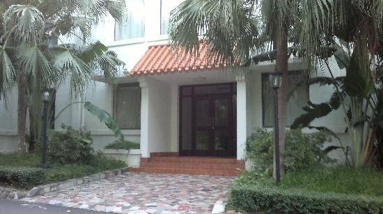 Hai Bin Hotel: 这是住的一号楼