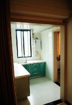 Xiaoqiyizhan Apartment Hotel Xi'an Dachaishi: getlstd_property_photo