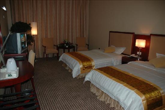 Guangyuan Jianmenguan Hotel : 客房标间