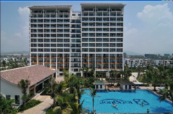 Leaguer Resort Sanya Bay: 力合外观
