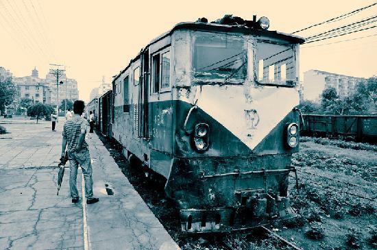 Xuchang County, Kina: 小火车历史的洗礼5