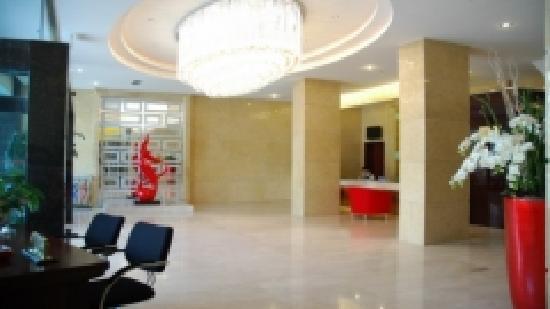 City 88 Hotel Chaoyang West Road: 酒店大厅