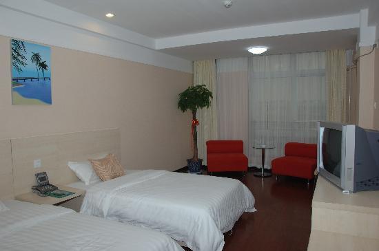 Jialili Express Hotel (Gongyuan South Road): 豪华标准间