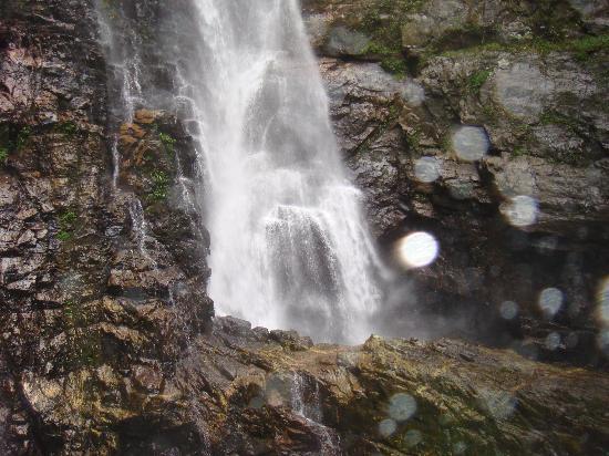 Jinggangshan Longtan Waterfall: DSC00938