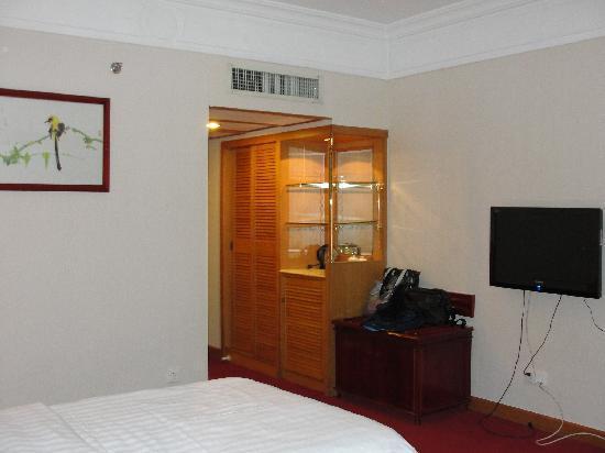 Grandford International hotel : TV