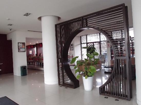 Jinjiang Inn Shaoxing Shengli Road: 大厅
