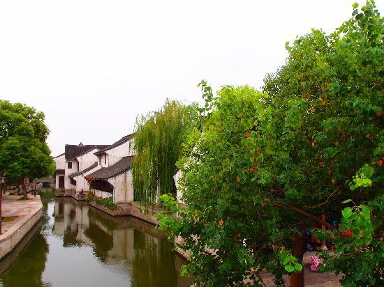 Shaoxing County, China: 小桥流水