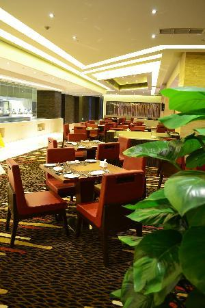 Holiday Inn Shanghai Songjiang: 西餐厅