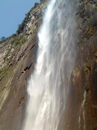 Daixian Waterfall