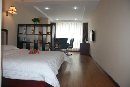 Tianfu Lidu Hotel Caotang : 套房