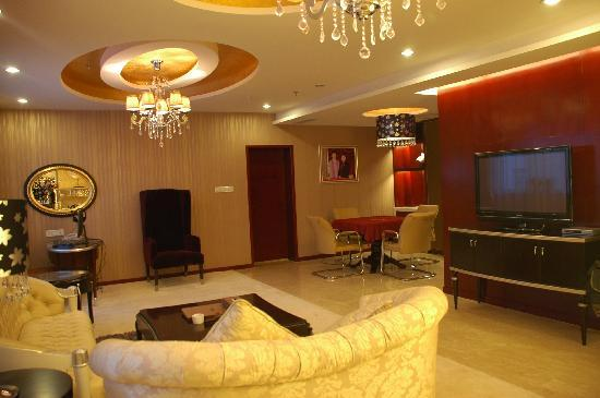 Yuyang International Hotel: 房间照片