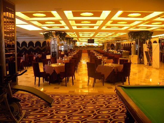 Dadonghai International Business Club : 餐厅、康体