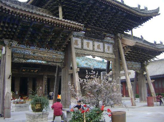 Xi'an Town's God Temple: DSC03443
