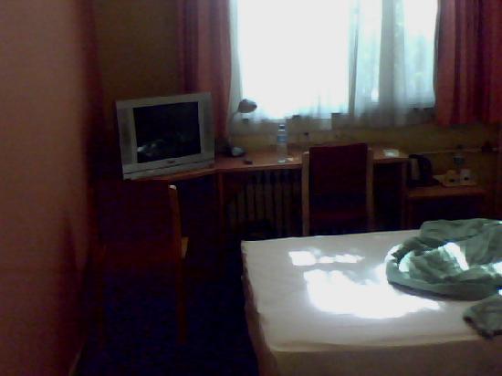 Home Inn (Beijing Anzhen): 写字台