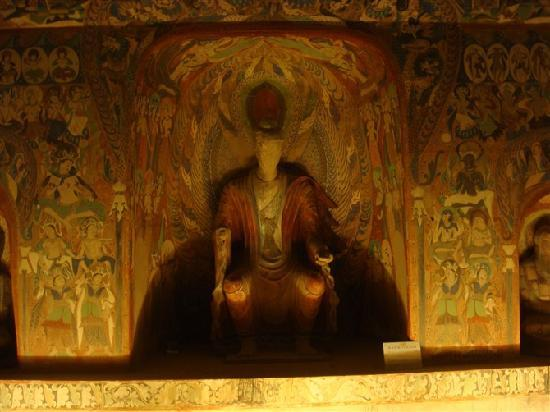 Mogao Caves: 特窟的仿版