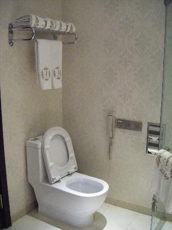 Jincheng Yuehai International Hotel: 卫生间4
