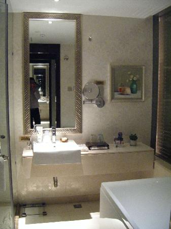 Jincheng Yuehai International Hotel: 卫生间6