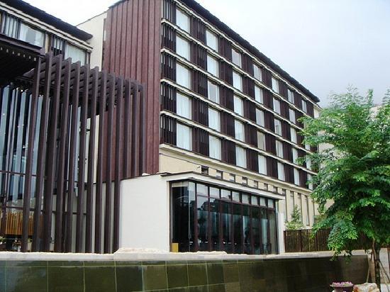 Hotel Royal Chiao Hsi : 礁溪老爷大酒店外观