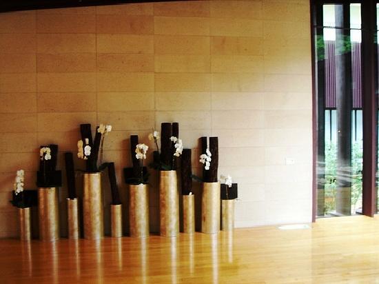 Hotel Royal Chiao Hsi: 酒店一角