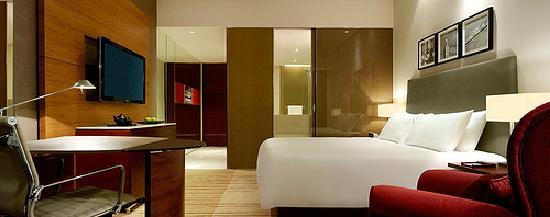 โรงแรมไฮแอทรีเจนซี่ ฮ่องกง จิมซาจุ่ย: Hyatt Regency Hong Kong Tsim Sha Tsui