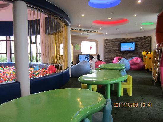 Holiday Inn Phuket Mai Khao Beach Resort: 儿童乐园