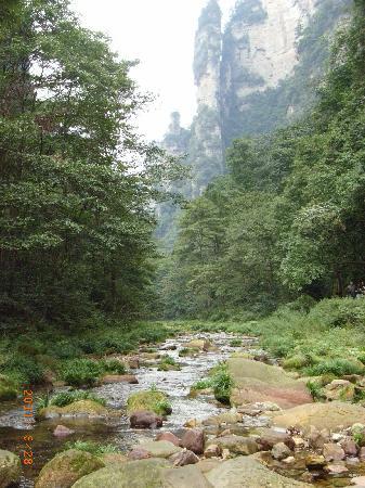 Zhangjiajie National Forest Park: RIMG0028