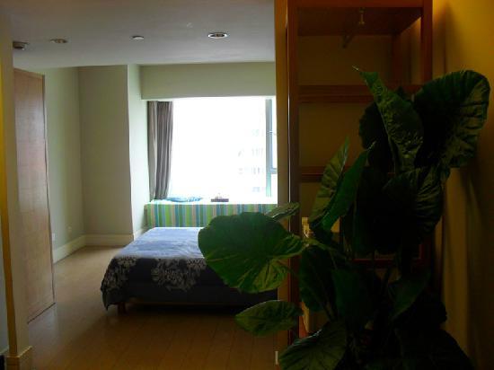 Sunflower Inn: 酒店式公寓