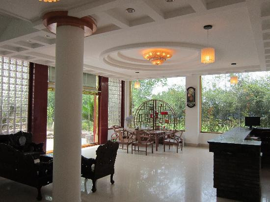 Cuihu Youth Hostel: 客栈大堂