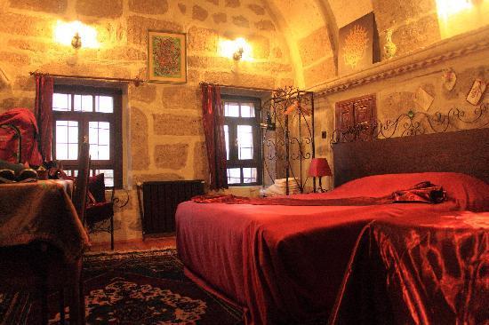 Akyol Hotel: 室内