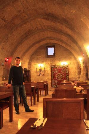 Akyol Hotel: 餐厅