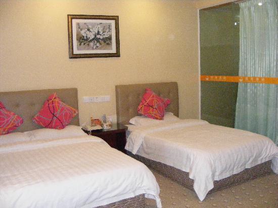 Tianhe Hotel: 标间一角