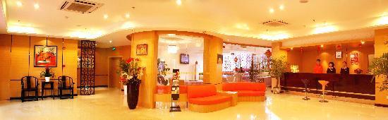 An-e Hotel Leshan Baiyang Road: 乐山店-大厅