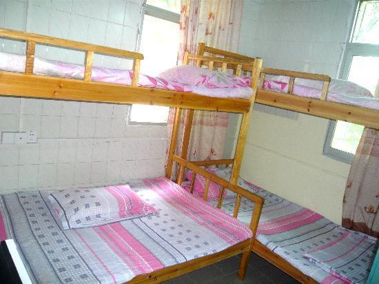 Fuyunju Hostel: 102背包房