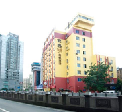 An-e Hotel Chengdu Dongmapeng